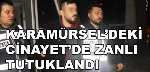 Serhat Yılmaz'ın Katil Zanlısı Tutuklandı