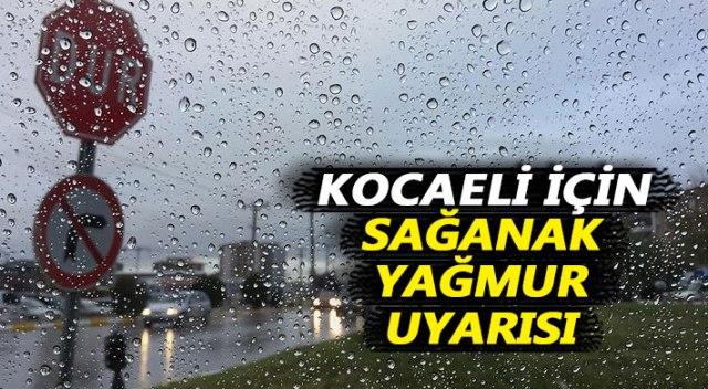 Şiddeti Yağmur Geliyor  !