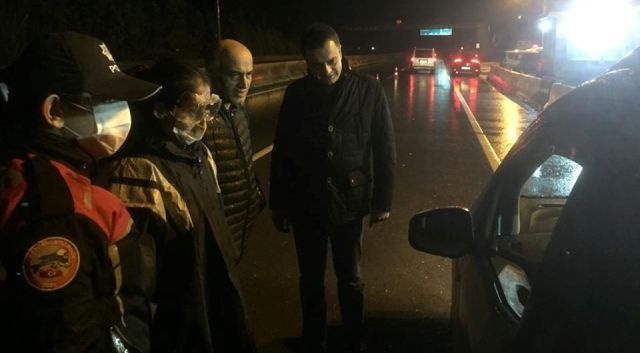 Karamürsel'de Vatandaşlar Uyarıldı