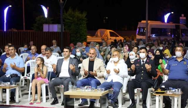 Karamürsel'de 15 Temmuz Şehitleri Anıldı