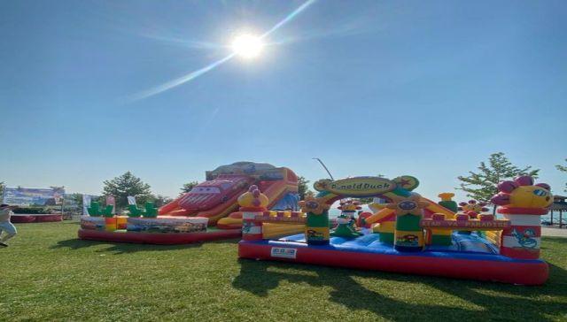 Bayramda Çocuklara Oyun Parkı Ücretsiz