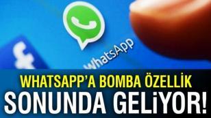 WhatsApp'a bomba gibi iki yeni özellik