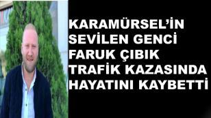 Karamürsel'in Sevilen Genci Hayatını Kaybetti