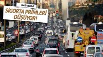 Trafik Sigortaları Düşüyor