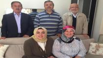 İl Kadın Kolları Başkanı Serpil Yılmaz'dan Demirel'e Ziyaret