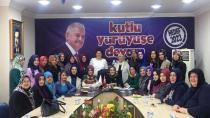 AK Kadınlar Karamürsel'de Bir Araya Geldi