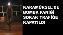 Karamürsel'de Bomba Paniği
