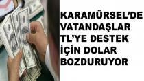 Karamürsel'den TL'ye Destek Kampanyası