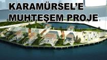 Karamürsel'e Balık Adası Projesi