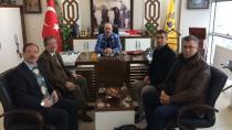 Karamürsel MYO dan Başkan Yıldırım'a Ziyaret