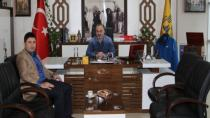Milletvekili Osman Boyraz'dan Başkan'a Ziyaret