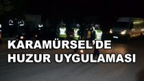 Karamürsel'de Huzur Uygulaması