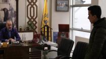 Başkan Yıldırım, Karamürselspor Belgeseline Konuk Oldu