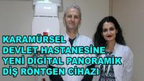 Karamürsel Devlet Hastanesine Panoramik Röntgen