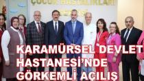 Karamürsel Devlet Hastanesi'nde Görkemli Açılış
