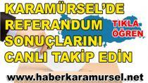 Karamürsel'de Referandum Sonuçlarını Canlı Takip Edin