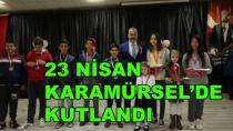 23 Nisan Karamürsel'de Kutlandı