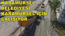 Karamürsel Belediyesi Çalışmalara Ara Vermiyor