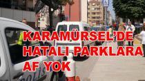 Karamürsel'de Hatalı Parklara Af Yok !