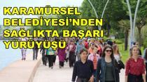 Karamürsel'de Sağlıkta Başarı Yürüyüşü
