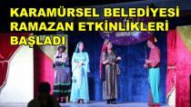 Karamürsel'de Ramazan Etkinlikleri Başladı