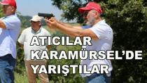 Atıcılar Karamürsel'de Yarıştı