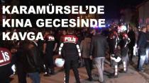 Karamürsel'de Kınada Büyük Kavga
