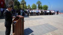 Atatürk'ün Karamürsel'e Gelişinin 84.Yılı Kutlandı