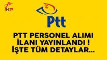 PTT 2500 Personel Alacak