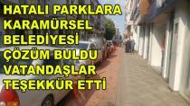 Karamürsel'de Şehir İçi Trafiği Rahatladı