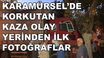 Karamürsel'de Korkutan Kaza