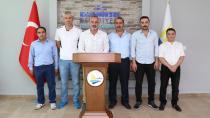 Yozgatlılar Derneğinden Başkan Yıldırım'a Ziyaret