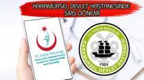 Karamürsel Devlet'te SMS İle Randevu Hatırlatma Dönemi Başladı