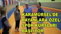 Karamürsel'de Kadınlara Özel Spor Kursları Başlıyor