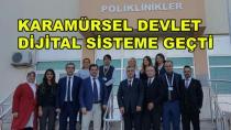 Karamürsel Devlet Dijital Sisteme Geçti