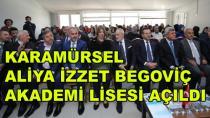 Karamürsel'de Akademi Lise Açıldı