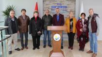 CHP Yönetimi Başkan Yıldırım'ı Ziyaret Etti