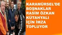 Karamürsel'den Kütahyalı'ya Suç Duyurusu