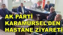 AK Parti Karamürsel'den Hastane Ziyareti