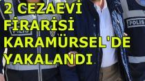 Cezaevinden Kaçan 2 Kişi Karamürsel'de Yakalandı