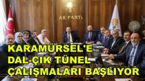 Karamürsel'e Dal-Çık Tünel Geliyor