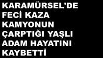 Karamürsel'de Kaza 1 Ölü