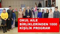 Karamürsel'de Okul Aile Birlikleri Bir Araya Geldi