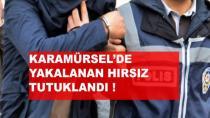 Aranan Hırsız Karamürsel'de Yakalandı