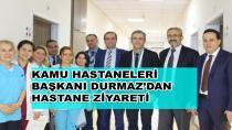Karamürsel Devlet Hastanesi'ne Ziyaret