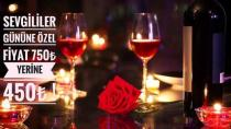 Erkansas'da Sevgililer Günü İçin Kaçırılmayacak Fırsat