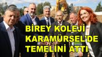 Karamürsel'in Özel Koleji Birey Temelini Attı