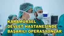 Karamürsel'de Başarılı Operasyonlar
