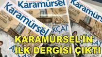 Karamürsel'in Dergisi Çıktı