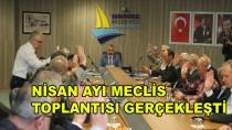 Nisan Ayı Meclis Toplantısı Yapıldı